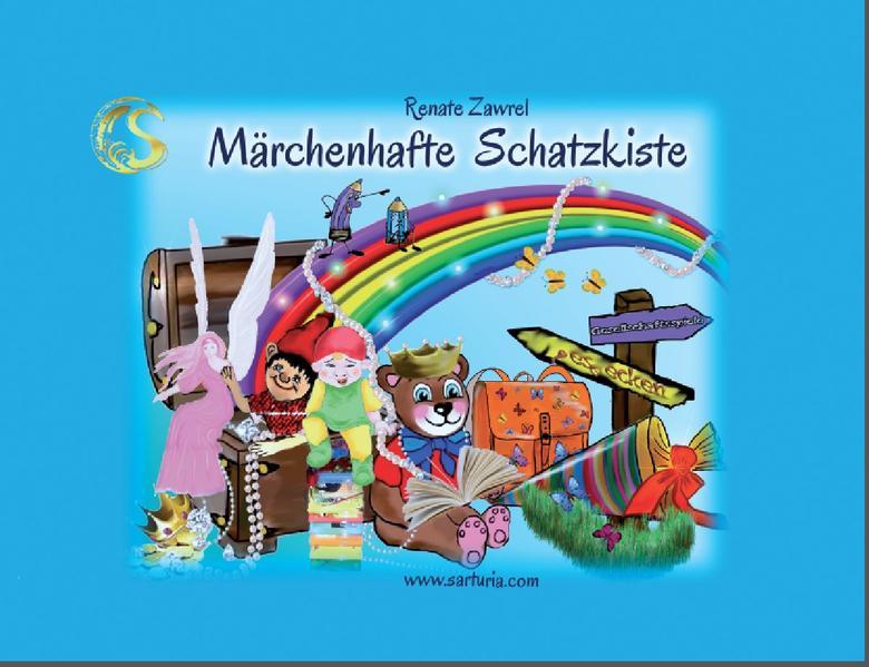 Märchenhafte Schatzkiste - Coverbild