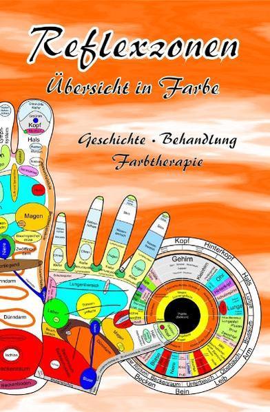 Reflexzonen -  Übersicht in Farbe - Coverbild