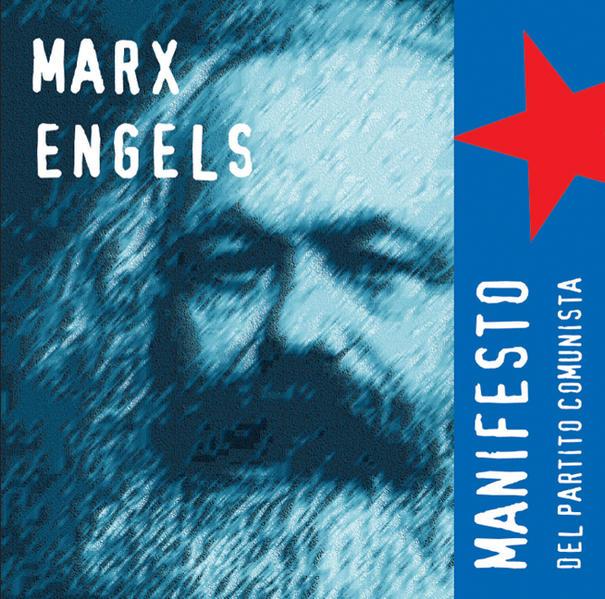 Manifesto del Partito Comunista - Coverbild
