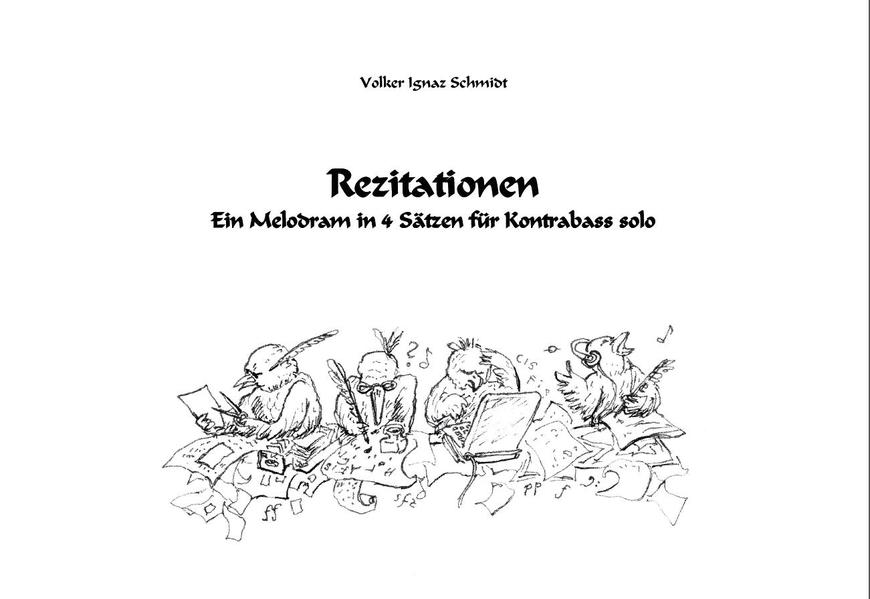 Rezitationen - Coverbild