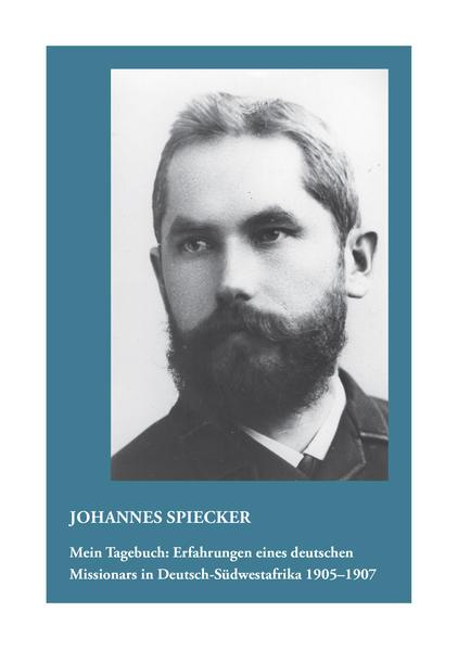 Johannes Spiecker - Mein Tagebuch - Coverbild