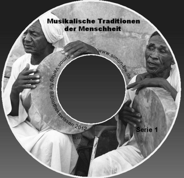 Musikalische Traditionen der Menschheit - Coverbild