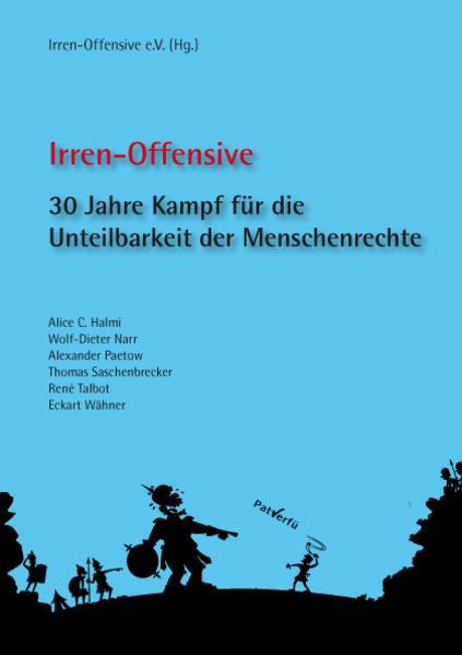 Irren-Offensive - Coverbild