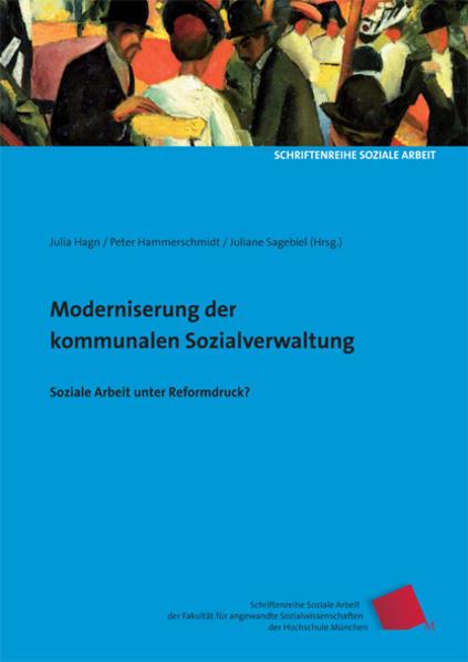 Modernisierung der kommunalen Sozialverwaltung - Coverbild