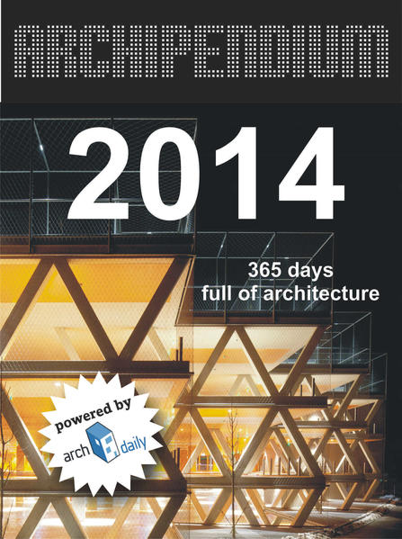 Archipendium architecture 2014 powered by ArchDaily - Coverbild