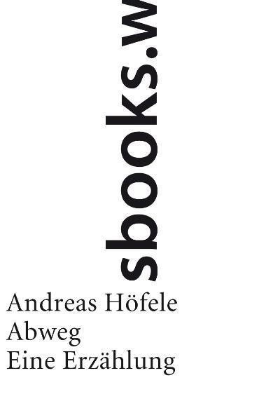 Abweg - Coverbild