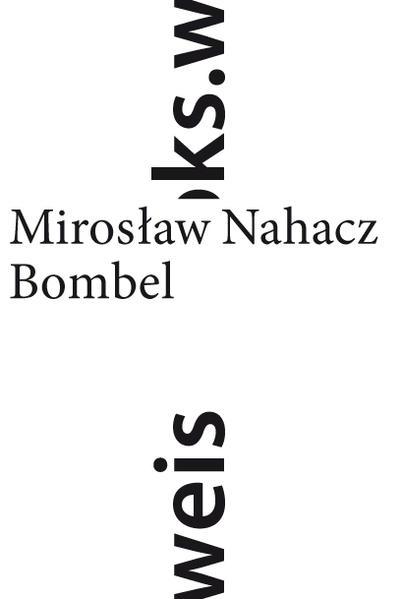 Bombel - Coverbild