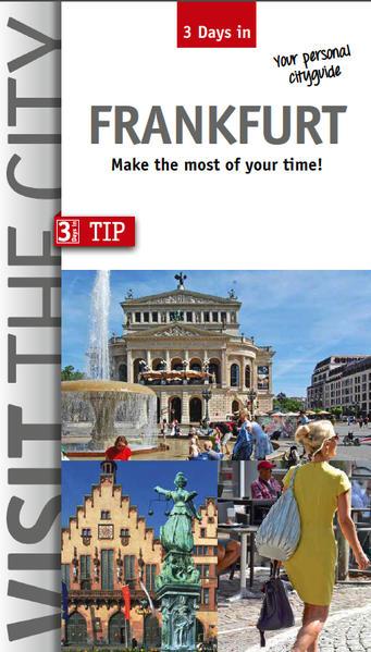 3 Days in Frankfurt - Coverbild