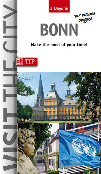 3 Days in Bonn - Coverbild