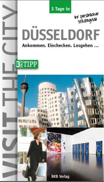 3 Tage in Düsseldorf - Coverbild