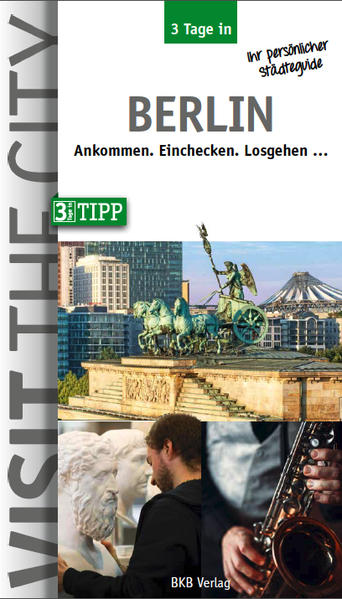 3 Tage in Berlin - Coverbild