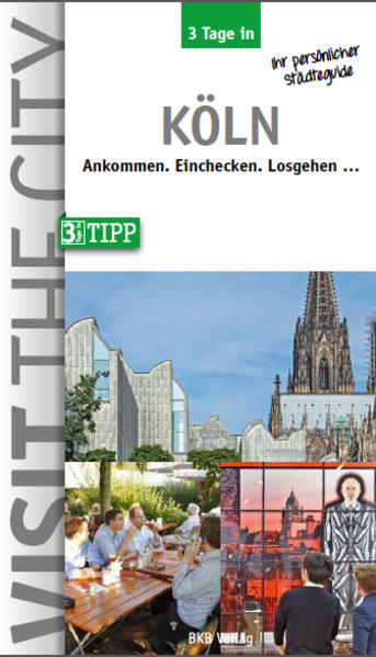 3 Tage in Köln - Coverbild