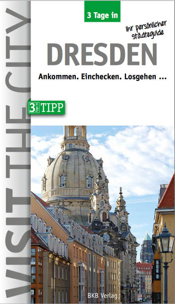 3 Tage in Dresden - Coverbild