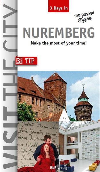 3 Days in Nuremberg - Coverbild