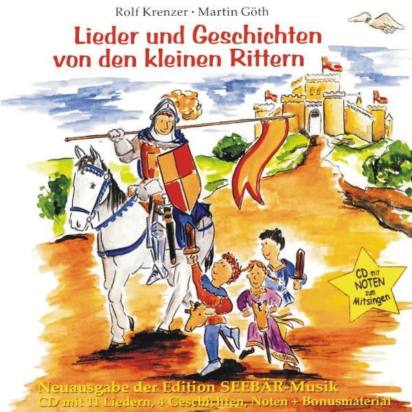 Lieder und Geschichten von den kleinen Rittern - Coverbild