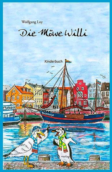 Möwe Willi - Coverbild