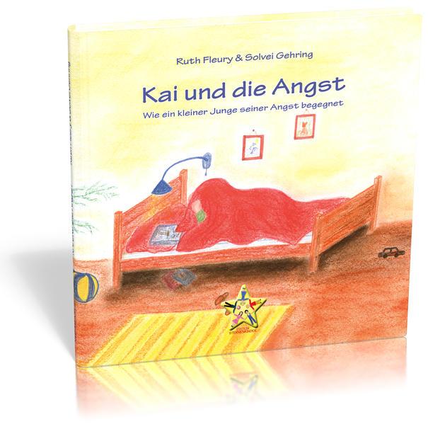 Kai und die Angst - Coverbild