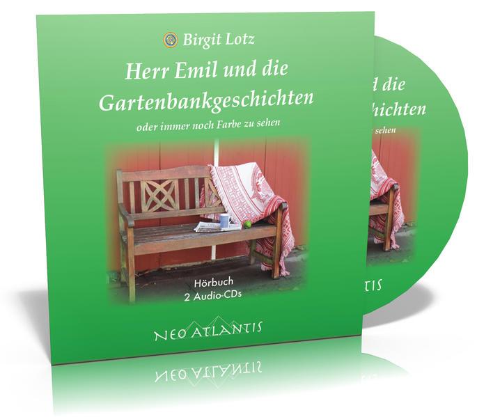 Herr Emil und die Gartenbankgeschichten - Coverbild