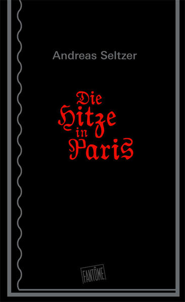 Die Hitze in Paris - Coverbild