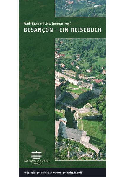 Besançon - Ein Reisebuch - Coverbild