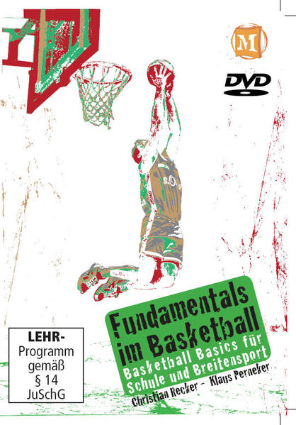 Fundamentals im Basketball - Coverbild