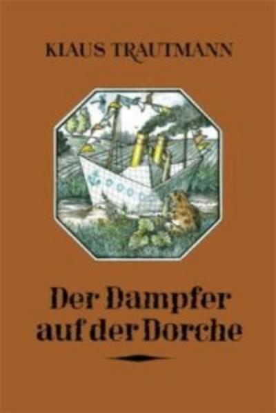 Der Dampfer auf der Dorche - Coverbild