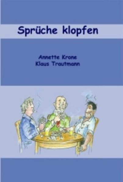 Sprüche klopfen - Coverbild