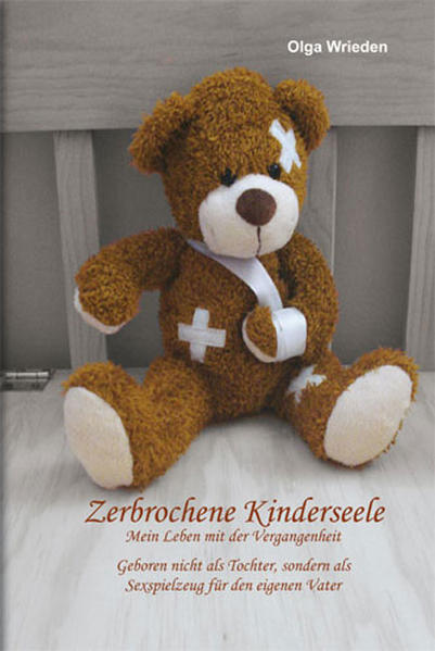 Zerbrochene Kinderseele - Coverbild