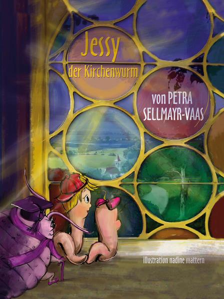 Jessy der Kirchenwurm - Coverbild