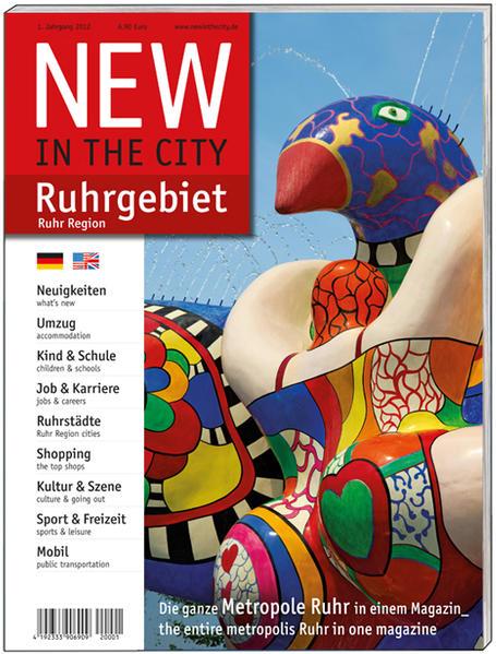 NEW IN THE CITY Ruhrgebiet 2012 Laden Sie Das Kostenlose PDF Herunter