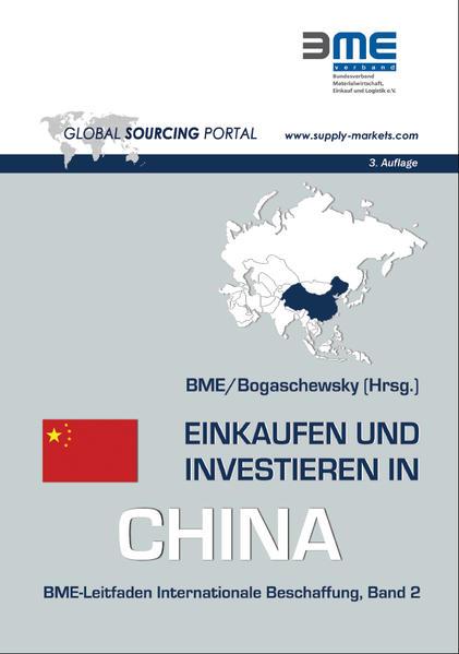 Einkaufen und Investieren in China - Coverbild