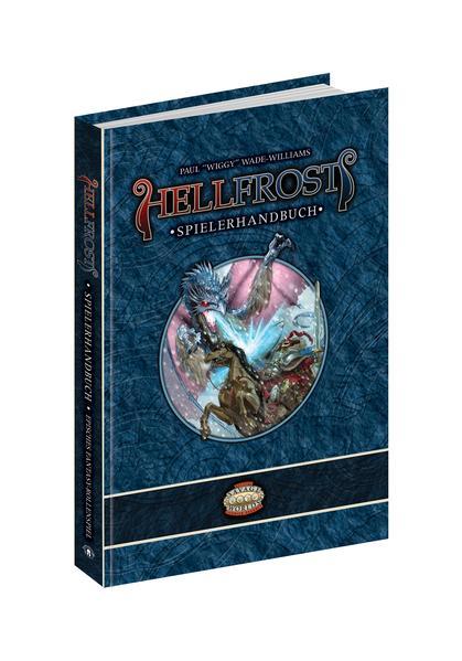Hellfrost: Spielerhandbuch (Neuauflage) - Coverbild