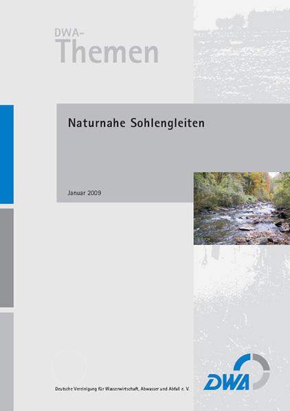Naturnahe Sohlengleiten - Coverbild