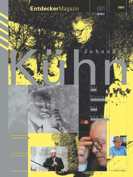 Johannes Kühn - Coverbild