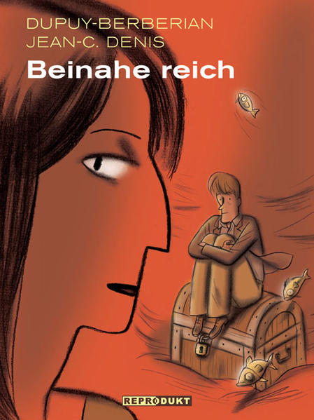 Beinahe reich - Coverbild
