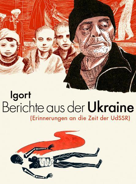 Berichte aus der Ukraine - Coverbild