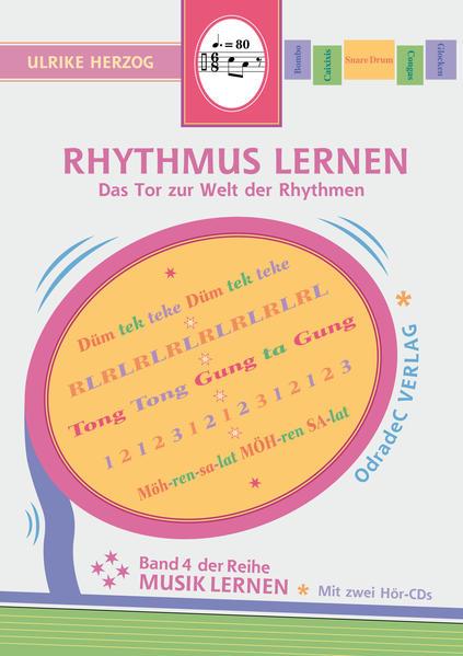 Rhythmus lernen - Coverbild