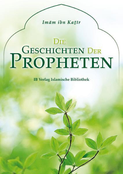 Die Geschichten der Propheten - Coverbild