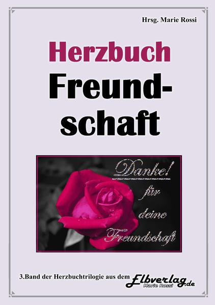 Herzbuch Freundschaft  - Coverbild