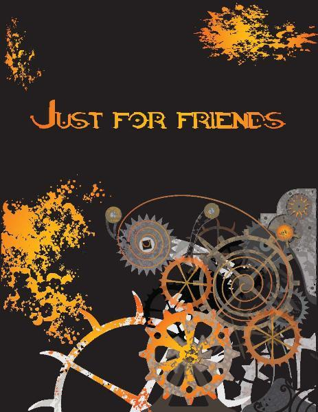 Just for friends - Coverbild