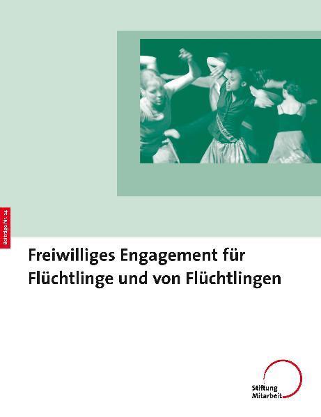 Freiwilliges Engagement für Flüchtlinge und von Flüchtlingen - Coverbild