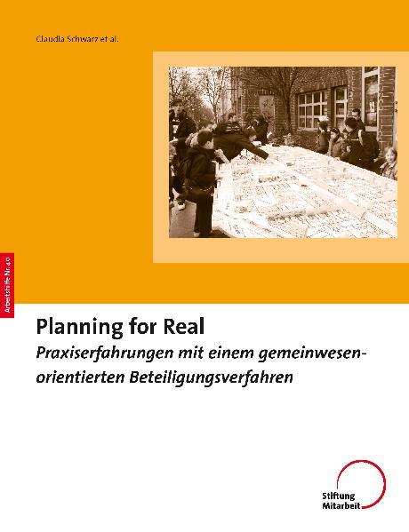 Planning For Real - Coverbild