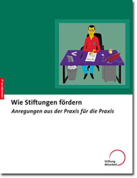 Wie Stiftungen fördern - Coverbild