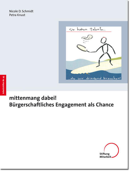 mittenmang dabei! - Coverbild