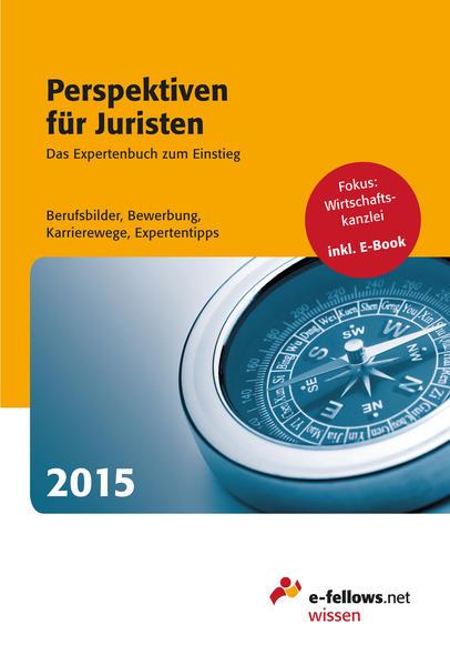 Perspektiven für Juristen 2015 - Coverbild