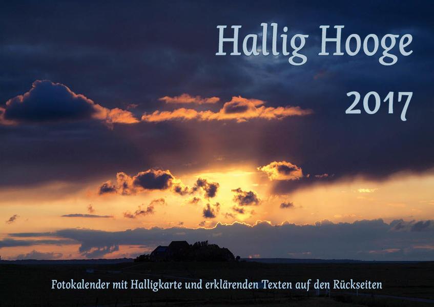 Fotokalender Hallig Hooge 2017 - Coverbild