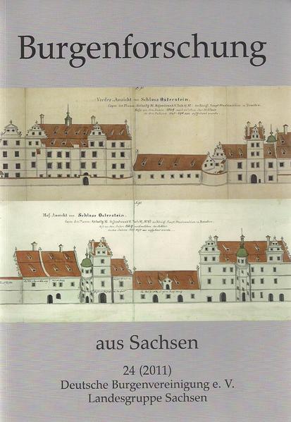 Burgenforschung aus Sachsen / Burgenforschung aus Sachsen 24 (2011) - Coverbild
