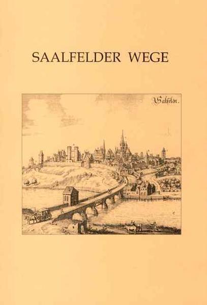 Saalfelder Wege - Coverbild