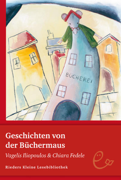 Geschichten von der Büchermaus - Coverbild