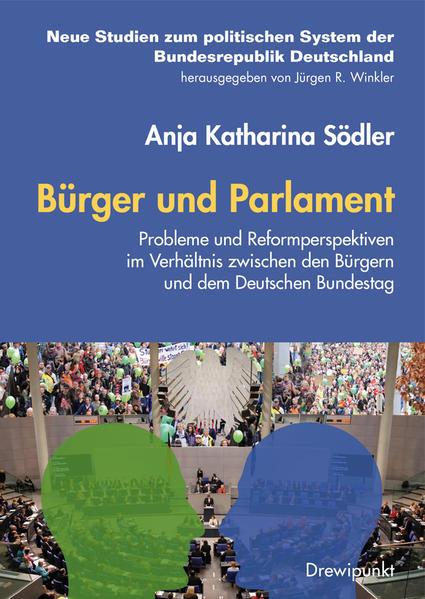Bürger und Parlament - Coverbild
